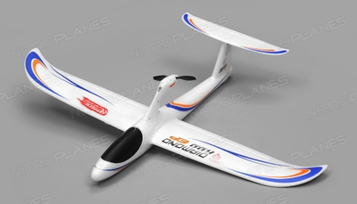 Art Tech RC Diamond 600 Electric Powered Radio Control 3 Channel Glider RTF 600mm Wingspan