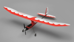 Art Tech RC Waltz 3 Channel Trainer Glider Ready to Fly 1180mm Wingspan RC Remote Control Radio