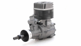 ASP 180AR  2 Stroke Glow Engine with Muffler for Airplane