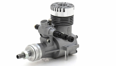 ASP 21A  2 Stroke Glow Engine with Muffler for Airplane