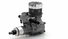 ASP 25A  2 Stroke Glow Engine with Muffler for Airplane