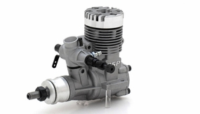ASP 28AII 2 Stroke Glow Engine with Muffler for Airplane 72P-28AII