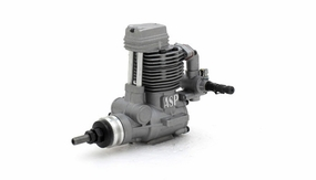 ASP FS52AR 4 Stroke Glow Engine with Muffler for Airplane 72P-FS52AR