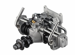 ASP FT160AR Twin-Cylinder 4-Stroke Engine