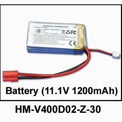 Battery(11.1v,1200mAh) HM-V400D02-Z-30