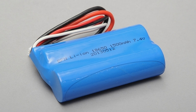 Li-ion Battery 1500mAh 7.4V