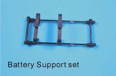 Battery hanger set