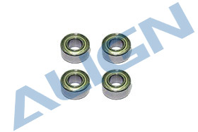 Bearing MR52ZZ x 4 (??2x??5x2.5mm) HS1033