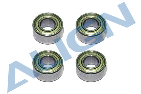 Bearing MR83ZZ x 4 (??3x??8x3mm) HS1031
