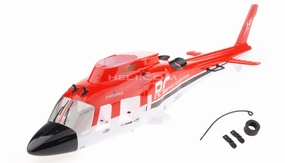 Belt CP CX450 Fuselage Red EK1-002709