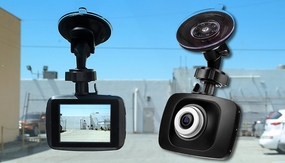 Black Car DVR Camera w/ Motion Sensor HD
