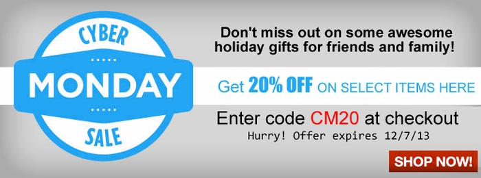 Biggest Sale On The BEST SELLING R/C Brands! Take 20% Off Items - Code CM20 by 12/7/13