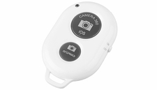 Kootek Bluetooth Wireless Remote Control Camera Shutter Release Self Timer for iPhone 5 5s 5c 4s 4, iPad 5 4 3 iPad Air Mini, Samsung Galaxy S4 S3 Note 3 2, Android Phone