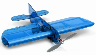 Brand New 4 Channel Sunday 22� 3D Aerobatic Scale Remote Control Plane ARF Motor & ESC (Blue)