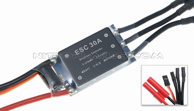 Brushless ESC 93A35-11-BrushlessESC