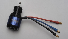 brushless motor for A-10,Cessna 550 Turbo jet