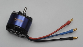 brushless motor for P51 Mustang,T28 Trojan,Spitfire 1200mm