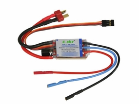 brushless speed controller 25A 9.2v-14.8v for plane and helicopter EK1-0350