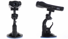 Car Spy Camera & Video Recorder w/ Car Mount Kit