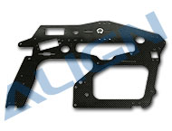 Carbon Main Frame(L)/2.0mm HN7026