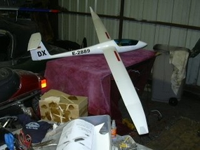 China Model Productions CMP Ventus 2600mm sailplane