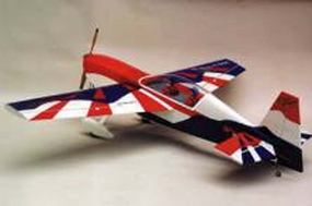 "CMP Edge 540T ARF 90 - 72"" Nitro Gas Radio Remote Controlled RC Airplane French Design"