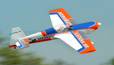 CMP EP Katana SR 38~42 Remote Control RC Aerobatic Airplane Receiver-Ready RC Remote Control Radio