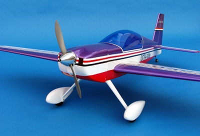 "CMP Extra 300s 90 - 65"" Acrobatic Radio Remote Controlled Nitro Gas RC Sports Plane ARF"
