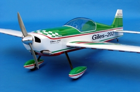 "CMP Giles 202 - 140 - 72"" Nitro Gas Aerobatic Radio Remote Control RC Airplane ARF"