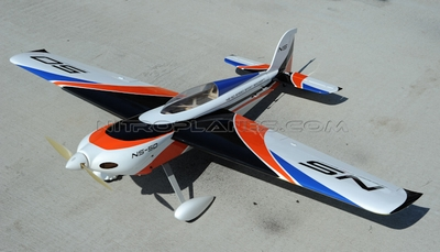 CMP NS-50 Speed Racer (EP-1430mm) Receiver-Ready RC Sports Plane