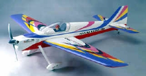 "CMPro Swallow EX 90 - 66"" Nitro Gas Radio Remote Controlled RC Plane ARF CMP-Gas-Swallow90"