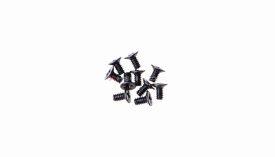 Cruciform Slot Screw (1.7*3)
