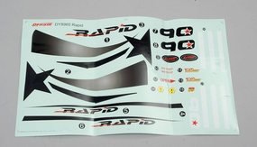 Decal 60P-Rapid-10