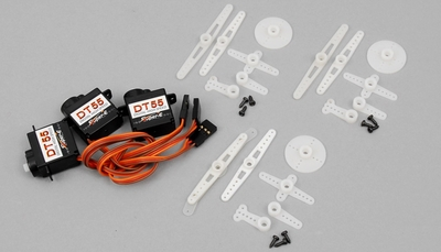 DT55 digital micro servo (3pcs)
