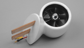 Ducted fan power system (with motor)