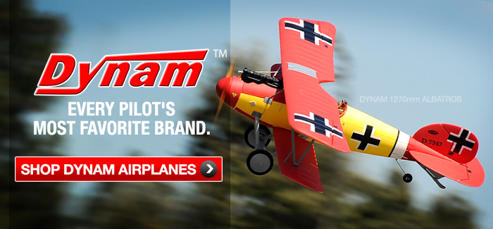 Shop Dynam RC - Voted Most Trusted & Favorite Brand by Customers