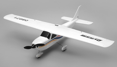Dynam 4-CH Sky Trainer 960MM Brushless Radio Remote Control Electric Training Plane 2.4G RTF RC Remote Control Radio