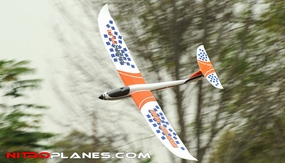 "Dynam 4-CH Sonic 185 1850MM (73"") Electric Brushless RC Glider Plane 2.4G RTF"