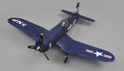 Dynam 5 Channel 1270MM F4U Corsair RC Plane Warbird 2.4Ghz RTF RC Remote Control Radio
