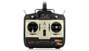 Dynam 6 Channel 2.4Ghz Transmitter 60P-6ch-24Ghz-Transmitter