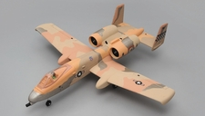 Dynam A-10 Thunderbolt II Twin 64mm EDF Jet with Retracts 2.4G RC 5 Channel Ready to Fly 1080mm Wingspan