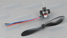 Dynam Brushless Motor & Propellers for Hawk Sky
