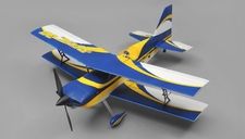 Dynam Devil 4 Channel 3D Sport Aerobatic Bi-Plane Ready to Fly 2.4ghz 1016mm Wingspan