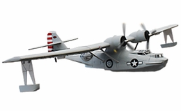 Dynam DY8943 PBY Catalina Spare Parts