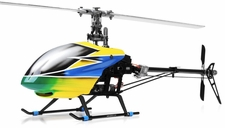 Dynam E-Razor 450 Flybarless Carbon 2.4ghz Ready to Fly RC 6 Channel Helicopter (Yellow)