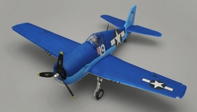 Dynam F6F Hellcat RC 5 Channel Warbird Ready to Fly WingSpan 1270mm RC Remote Control Radio