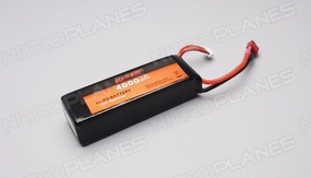 Dynam Lipo Battery 14.8v 4000mAh 25C 60P-DY6016-Battery
