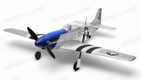 Dynam P51D 600 (762mm Wing Span) Spare Parts