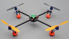 Dynam RC 6 Channel Quadcopter 550 ARF