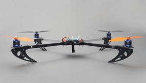 Dynam RC 6 Channel Quadcopter 650 Kit